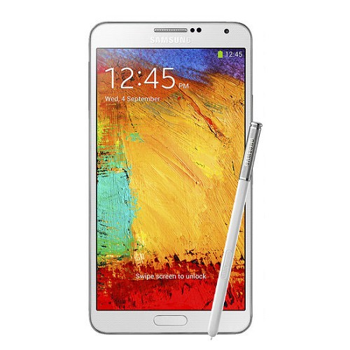 SAMSUNG Galaxy Note 3 [N-9000] - White - Smart Phone Android